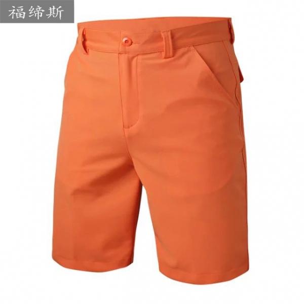 服装定制高尔夫男士短裤5分裤 新款服装短裤 棒球户外运动裤 宽松透气吸汗