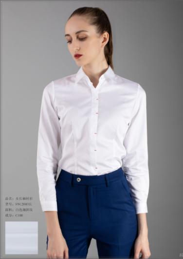 新品商务时尚女装衬衣