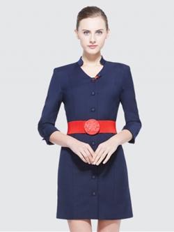 惠州职业装连衣裙